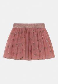 Hust & Claire - NAINA - Mini skirt - ash rose - 0