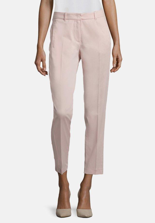 MIT TASCHEN - Trousers - pink