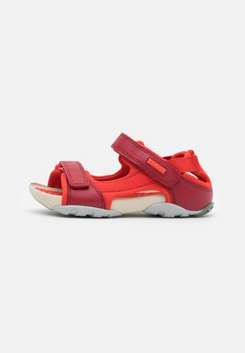 OUS KIDS - Chodecké sandály - multicolor