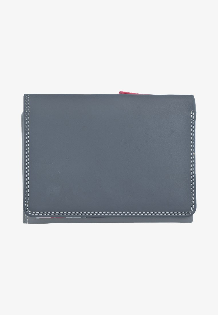 Mywalit - MEDIUM TRI FOLD - Wallet - gray