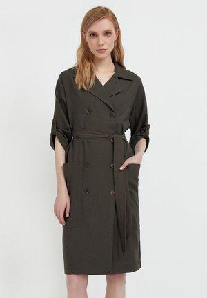 Robe chemise - dark green