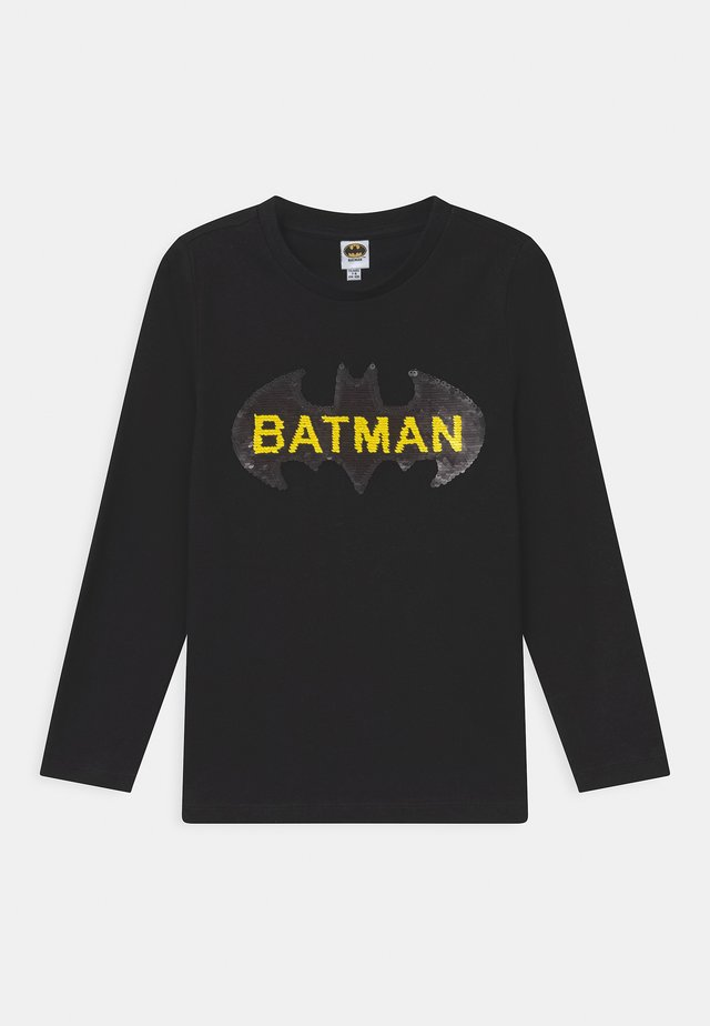 DC COMICS BATMAN - Longsleeve - anthracite