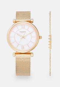 Fossil - CARLIE SET - Reloj - rose gold-coloured - 0