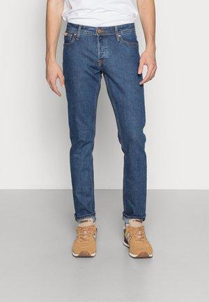 JJIGLENN JJORIGINAL  - Jeans Straight Leg - blue denim