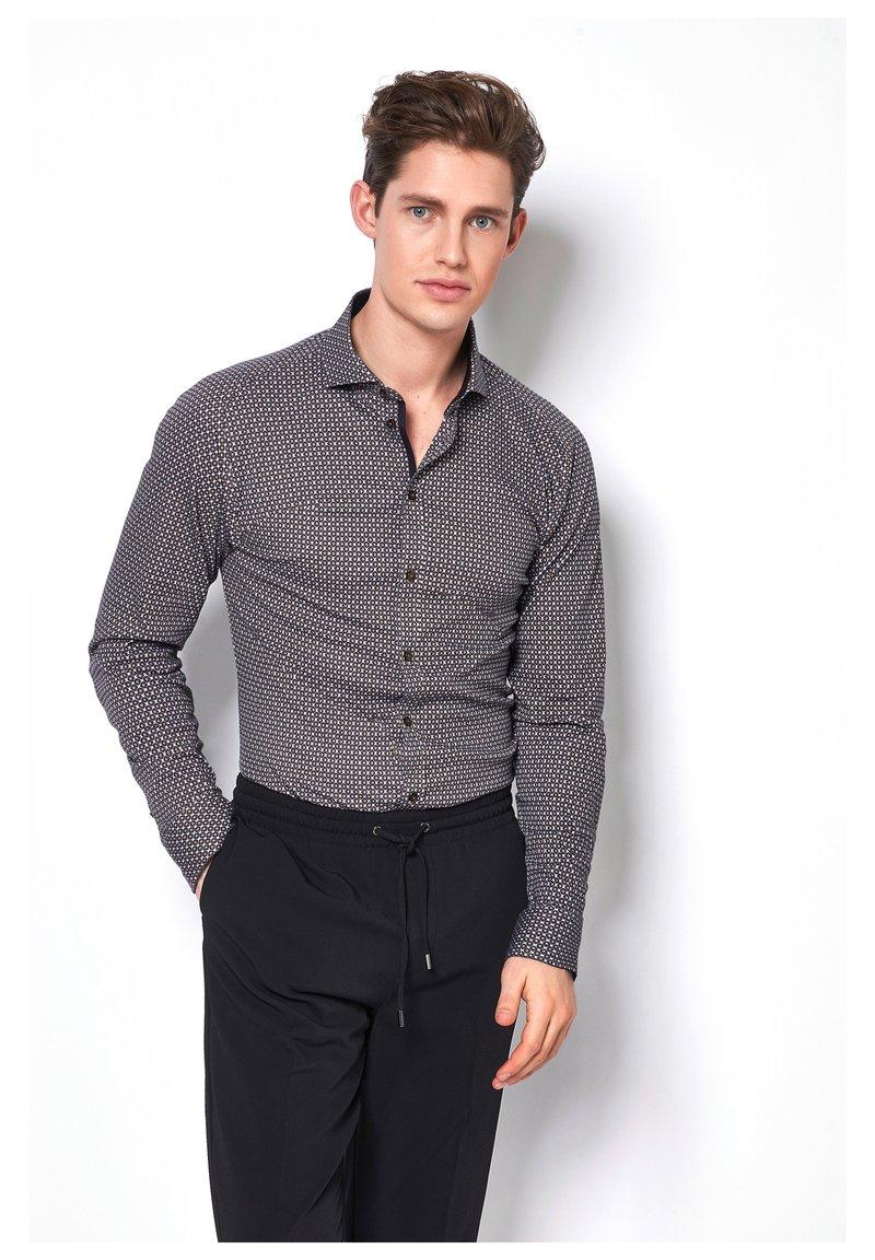 DESOTO - Shirt - braun