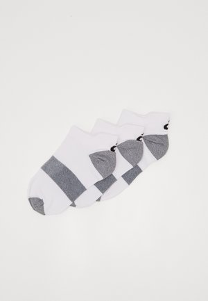 LYTE 3 PACK UNISEX - Sports socks - real white