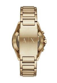 Armani Exchange Connected - Smartwatch - gebürstet/glänzend/goldfarben - 2