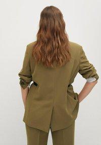 Violeta by Mango - AWESOME - Short coat - vert - 2
