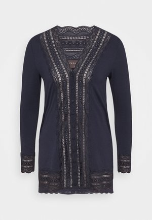 CARDIGAN - Lett jakke - dark blue