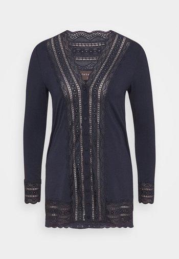 CARDIGAN - Summer jacket - dark blue