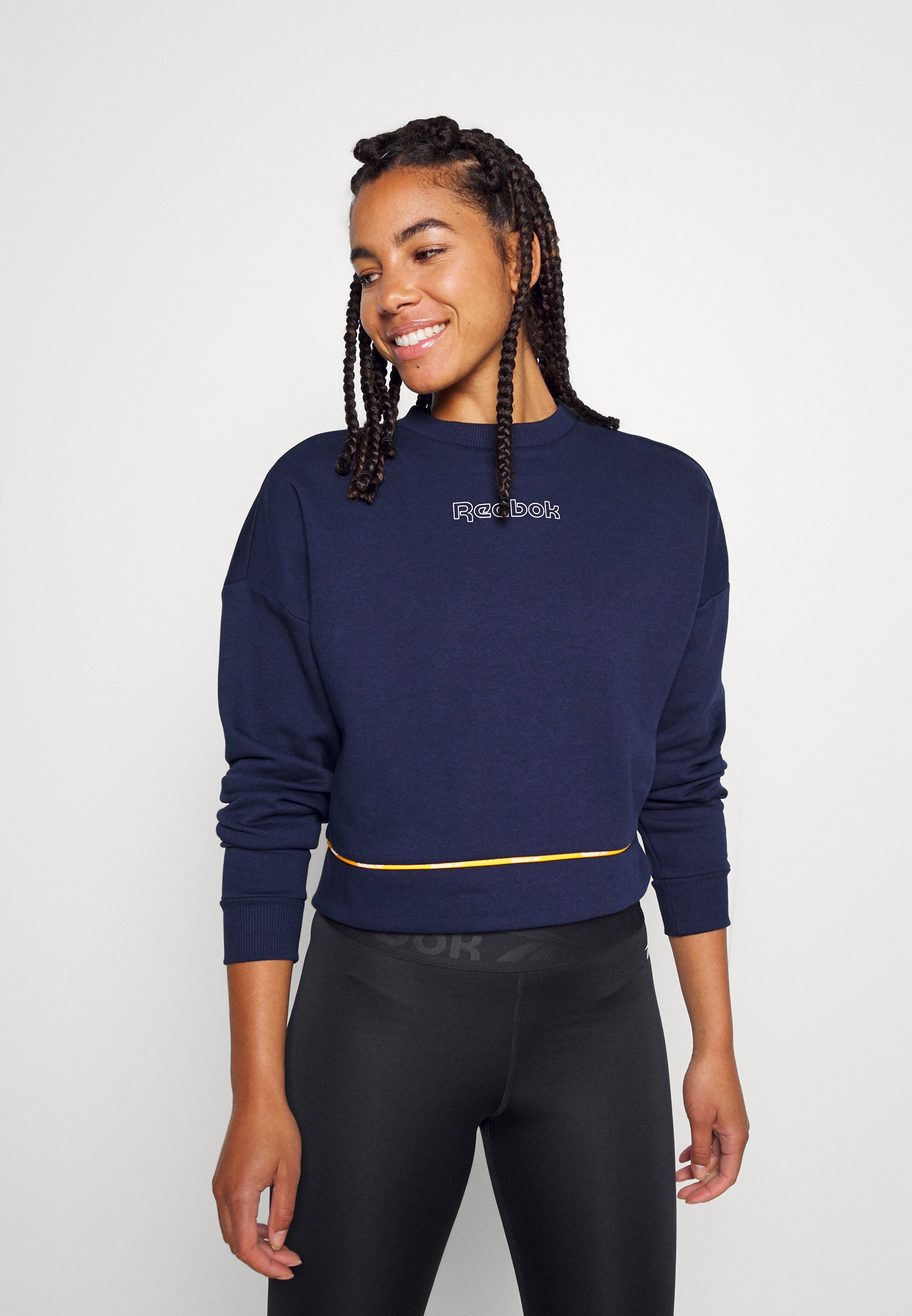 Women PIPING PACK CREWNECK - Sweatshirt
