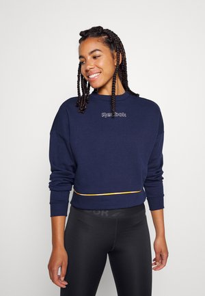 PIPING PACK CREWNECK - Sweater - vector navy