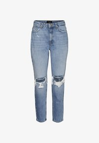 Vero Moda - Straight leg jeans - medium blue denim - 0