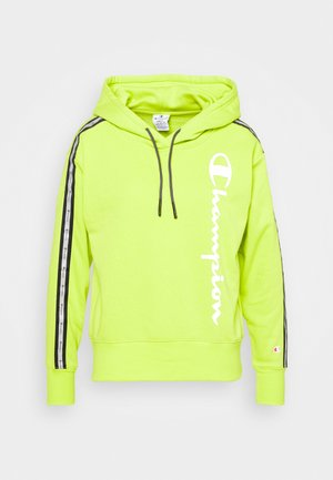 HOODED - Hoodie - neon green