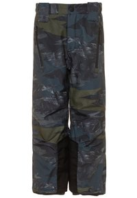 Molo - JUMP PRO - Snow pants - dark blue/dark green - 2
