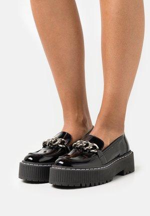 SELSY - Slip-ins - black