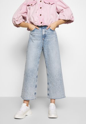 RUTH - Jeans relaxed fit - cloudy