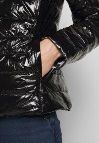 Patrizia Pepe - Down jacket - shiny black - 6