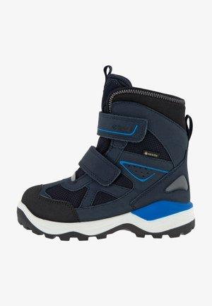 Winter boots - black night sky night sky