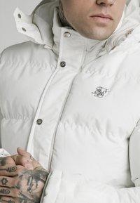 SIKSILK - Winter coat - white - 4