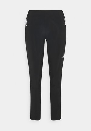 GLACIER PANT - Trousers - black