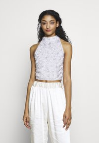 Lace & Beads - GUI - Bluser - white - 0