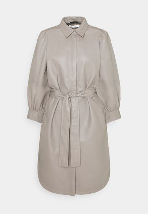 ZALIKA DRESS - Shirt dress - ash grey