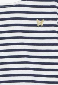 OshKosh - KIDS BUTTERFLY BACK TEE - Long sleeved top - dark blue - 4