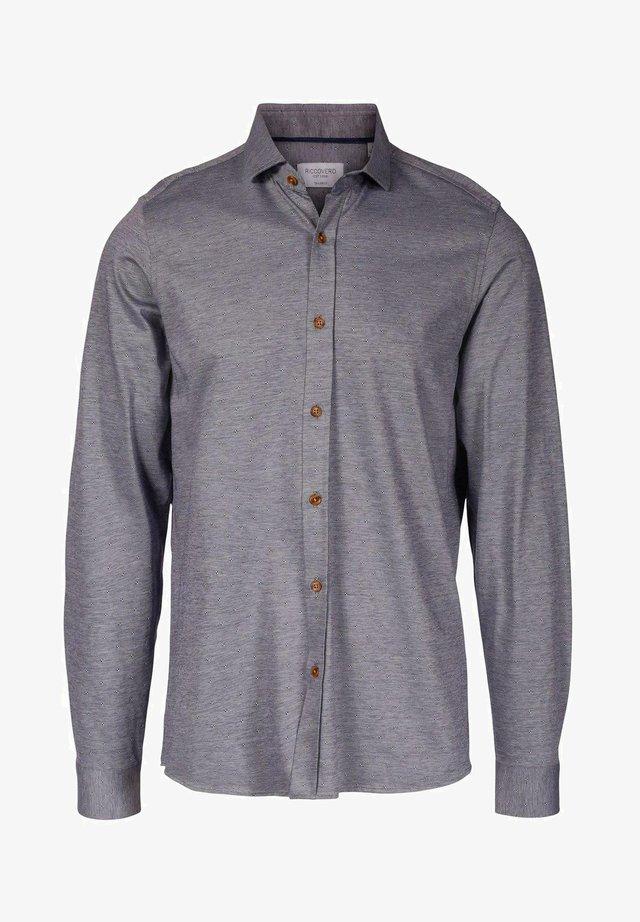 LEO SLIM FIT - Skjorte - grey