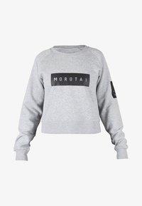 MOROTAI - Sweatshirt - light grey - 4