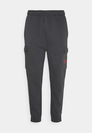 COURT PANT - Pantalon cargo - anthracite
