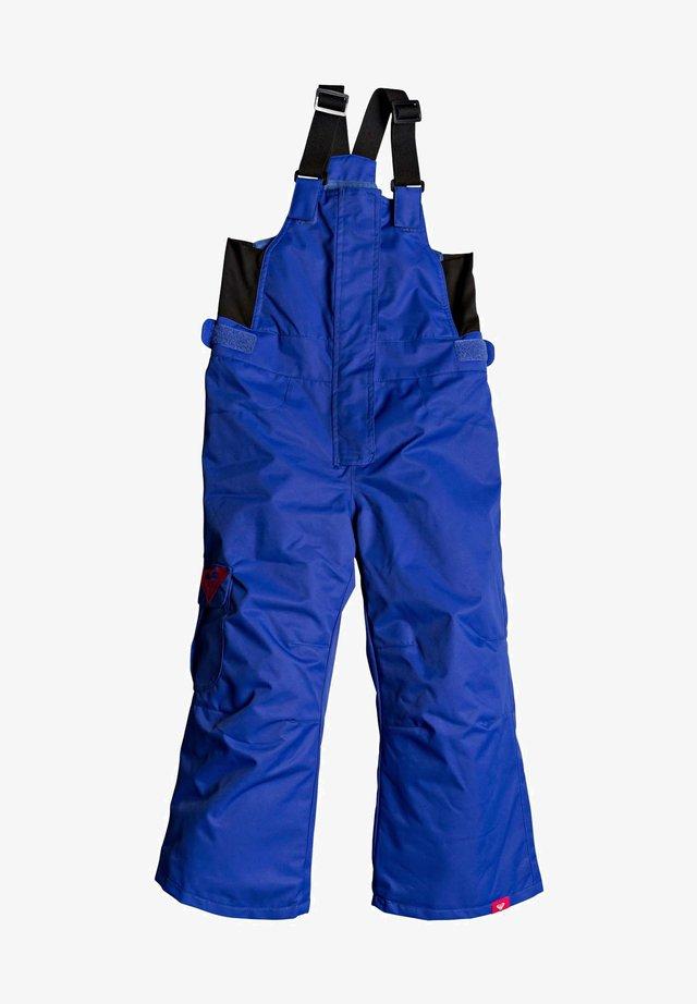 LOLA - Snow pants - mazarine blue