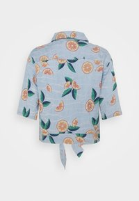 Lee - KNOTTED RESORT - Button-down blouse - piscine - 1