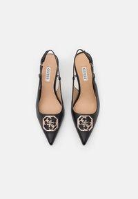 Guess - ALENY - Klassiske pumps - black - 5