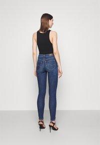 Lee - SCARLETT HIGH - Jeans Skinny Fit - mid used - 2