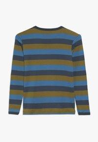 Fred's World by GREEN COTTON - CRANE STRIPE - Långärmad tröja - midnight - 1