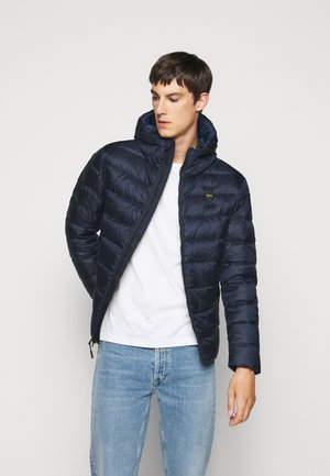 GIUBBINI CORTI IMBOTTITO - Down jacket - dark navy/navy blue