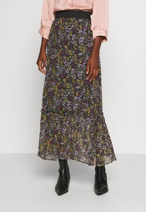 HETTY - A-line skirt - multicolour