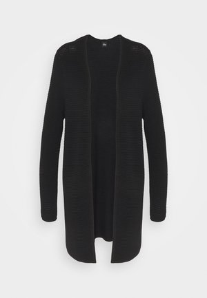 LANGARM - Cardigan - true black