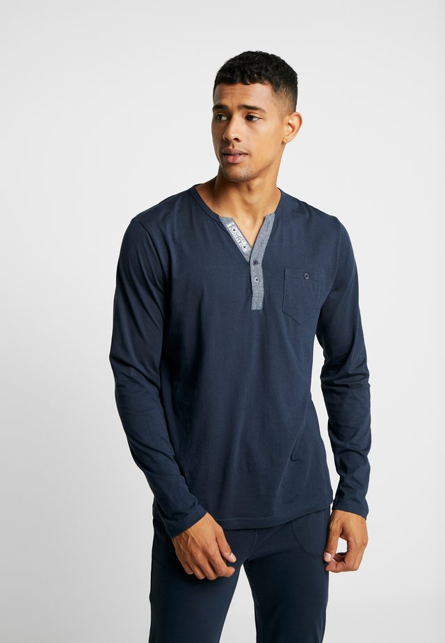 LONGSLEEVE - Camiseta de pijama - navy