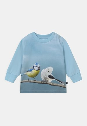 ELOY UNISEX - Long sleeved top - blue