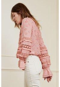 Fabienne Chapot - Blouse - lovely pink - 2