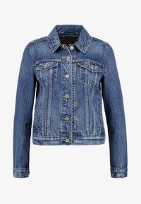 Levi's® - ORIGINAL TRUCKER - Veste en jean - soft as butter dark - 3