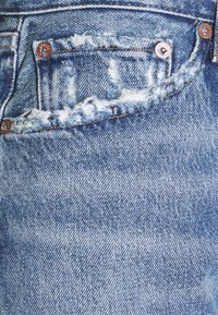 Agolde - LANA - Jeansy Straight Leg - blue denim - 2