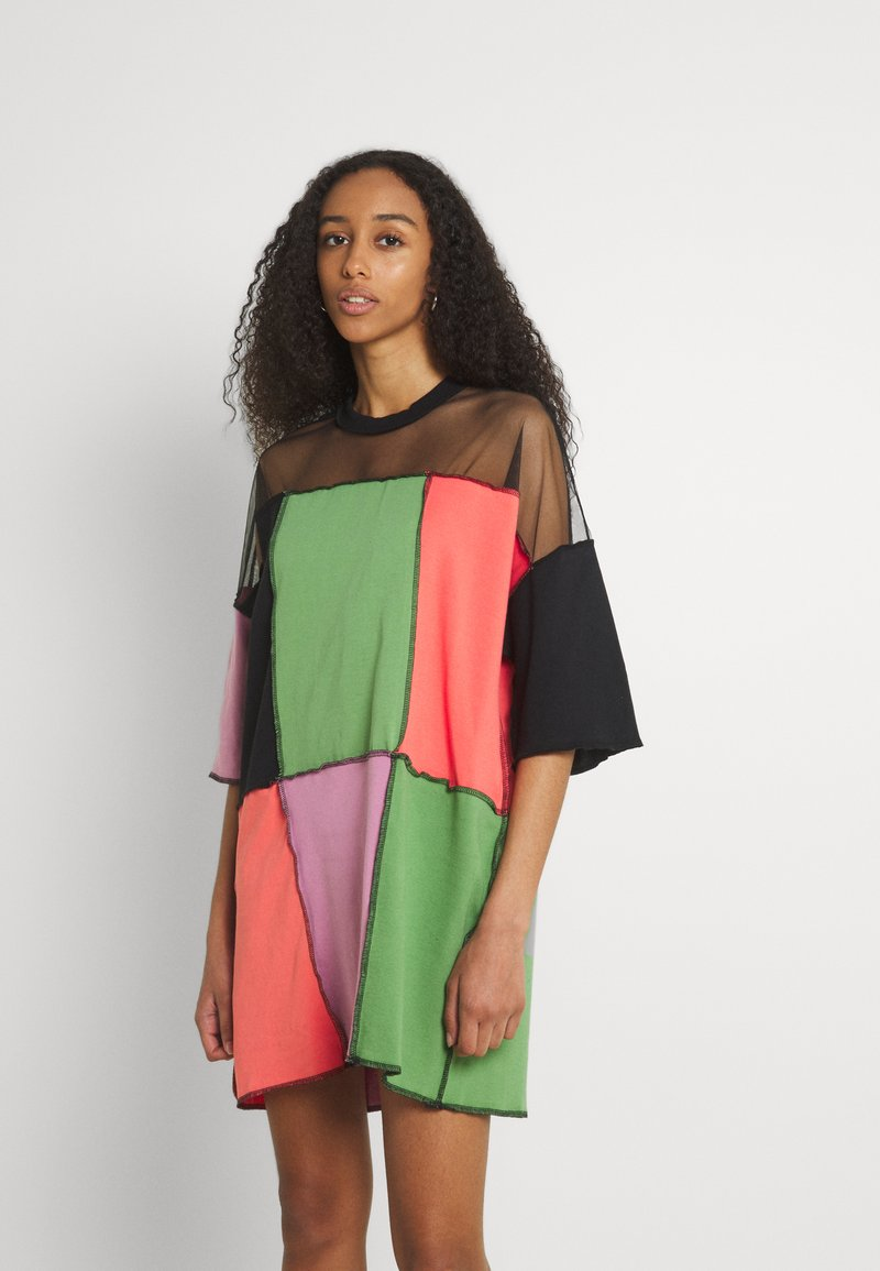 The Ragged Priest - CHAPTER - Jersey dress - multi