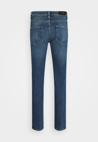 The Kooples - WITH ZIPPER DETAIL ON THE BOTTOM - Jean slim - blue - 8