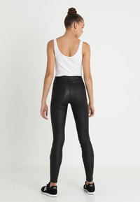 ONLY - ONLROYAL ROCK  - Pantalon classique - black - 2