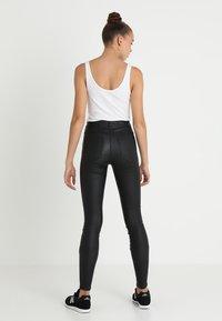 ONLY - ONLROYAL ROCK  - Spodnie materiałowe - black - 2