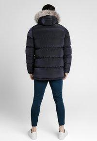 SIKSILK - STOP PUFF - Winter coat - navy - 2