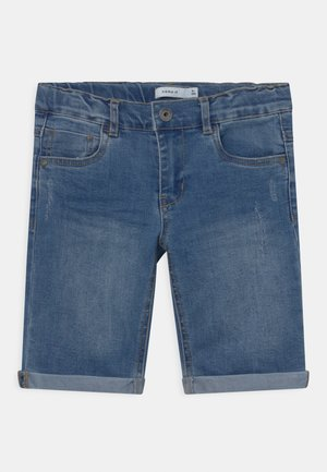 NKMSOFUS  - Short en jean - light blue denim